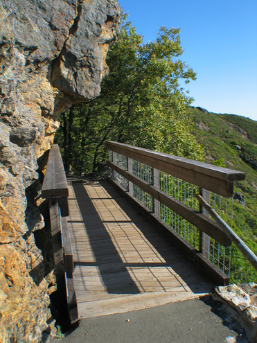 Кінотуризм: на дорозі. Mount Tamalpais State Park