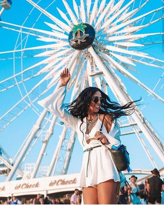 Коачелла в місті: 15 нарядів з фестивалю, які можна носити кожен день