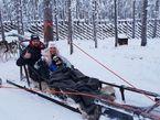 TamerlanAlena отдых в Финландии