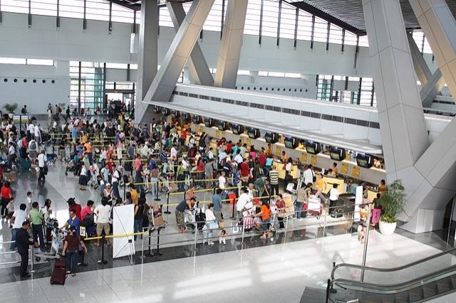 Худшие аэропорты мира: Аэропорт Manila фото