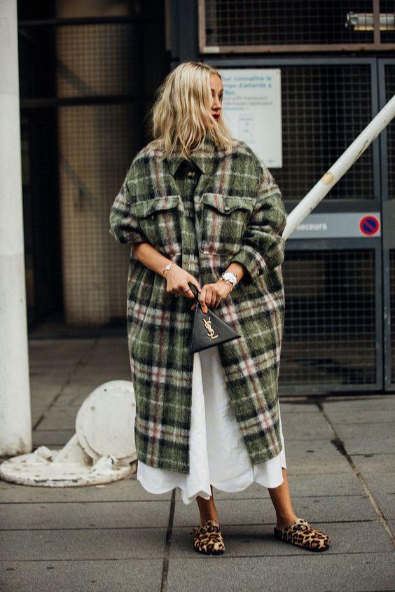 Пальто — тренд весни 2021