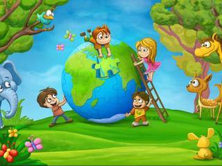 Всесвітній день дітей