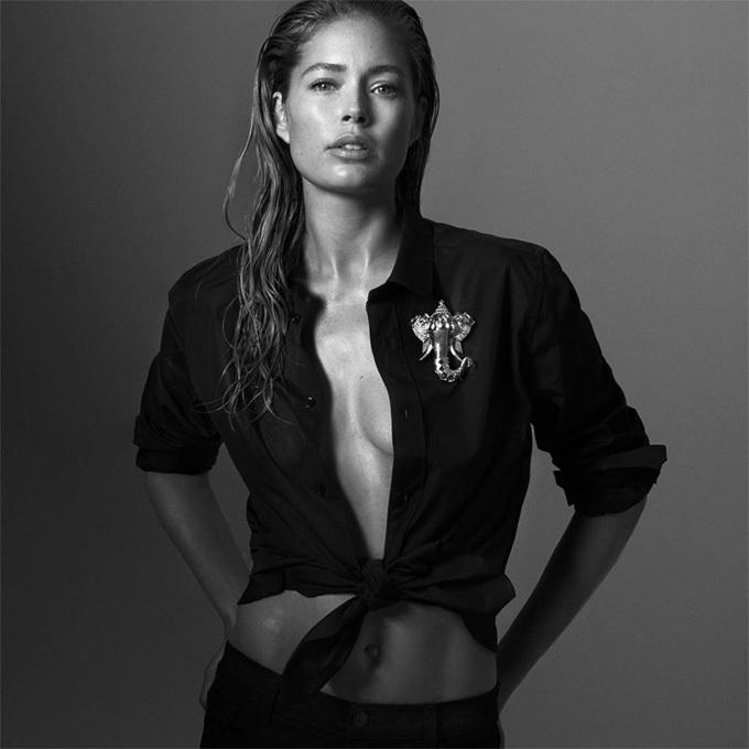 Топ-моделі в благодійній рекламі Tiffany & Co