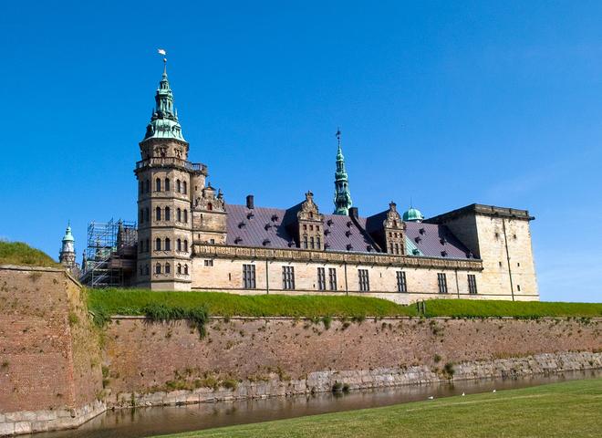 Переночувати в замку Гамлета за 9 євро