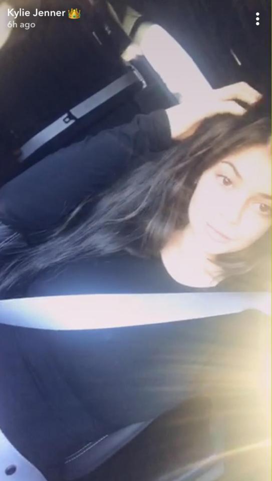 Кайли Дженнер (instagram)