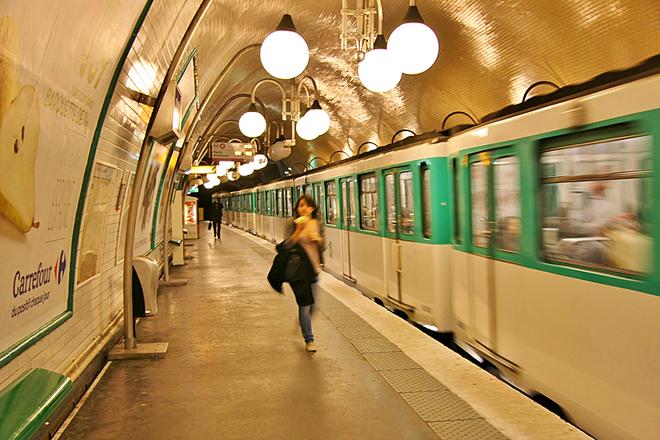 Цены на транспорт - Париж