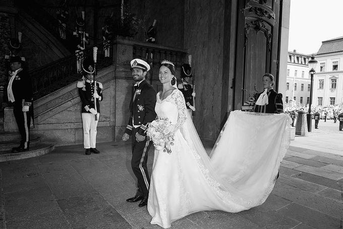 Свадьба принца Карла Филиппа и модели Софии Хеллквист, 2015 г.