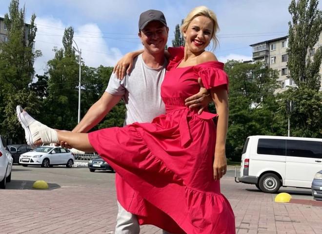 Лілія Ребрик і Андрій Дикий