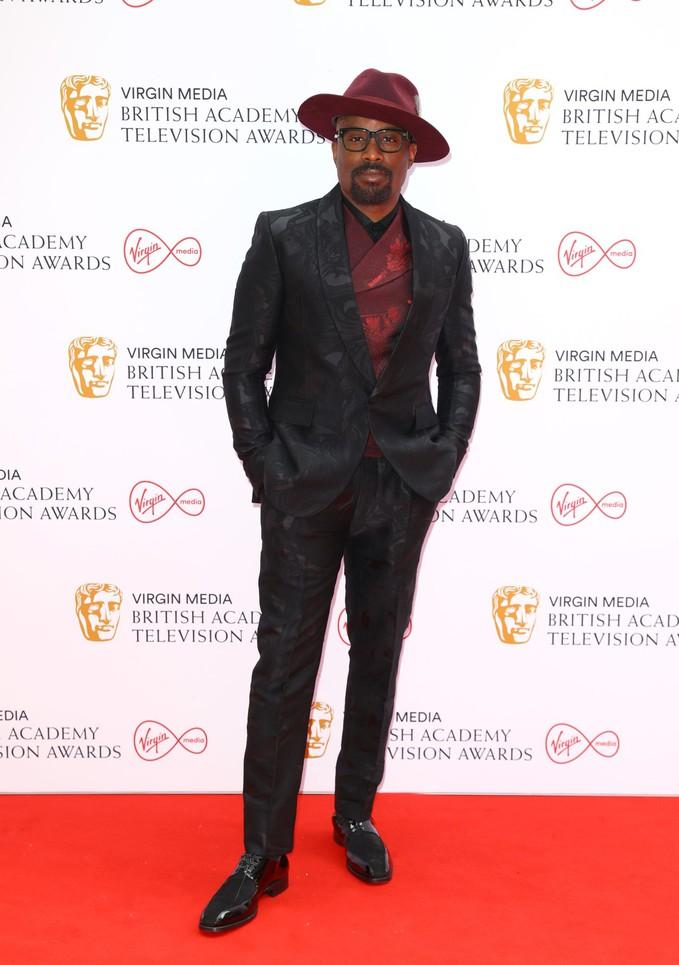 Алексис Френч на BAFTA TV Awards 2021