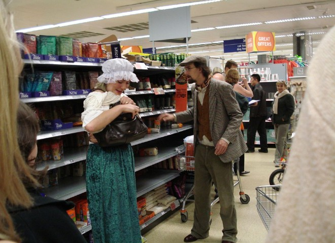 Почему мужчины не любят шопинг