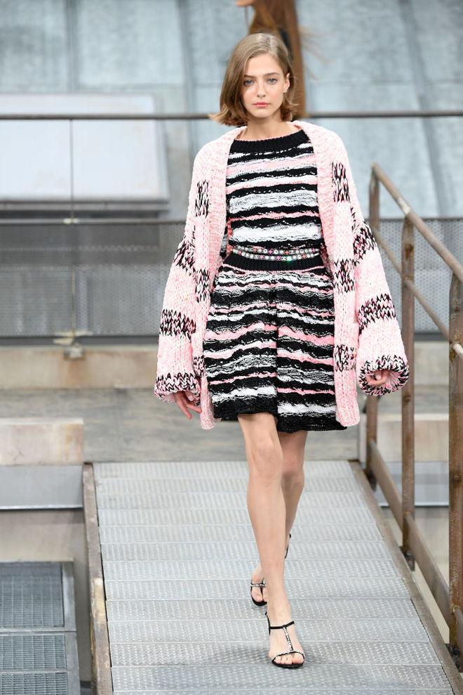 Весенне-летняя коллекция Chanel 2020