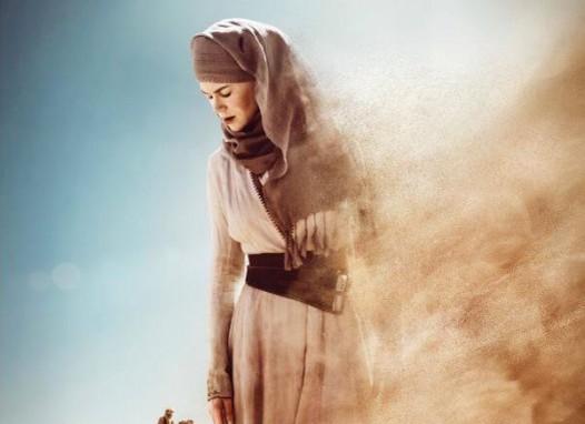 Королева пустелі Ніколь Кідман
