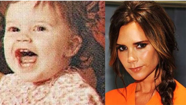 Умилительные детские фото знаменитостей