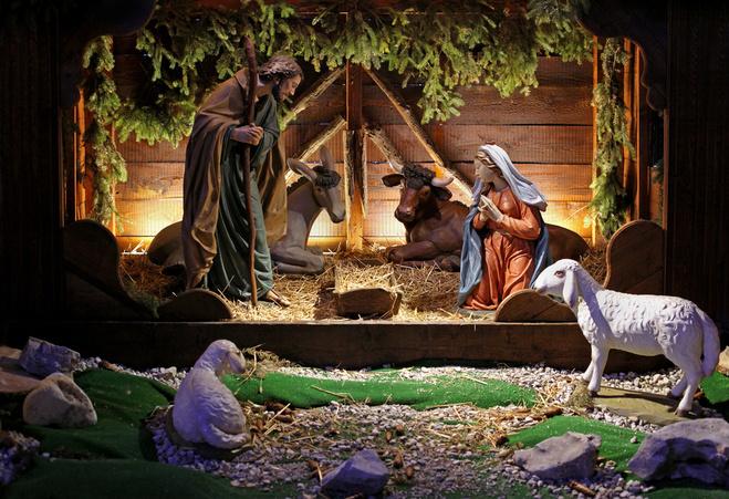 Різдво Христове у західних християн