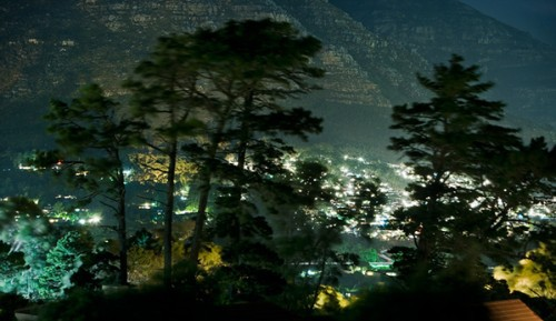 Южноафриканская ночь - красота!