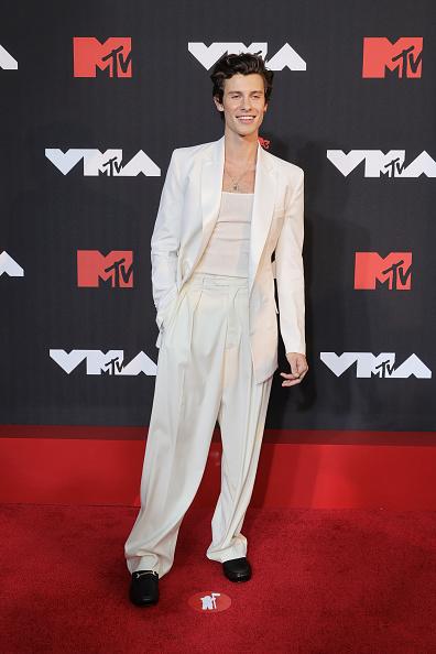Шон Мендес на MTV Video Music Awards 2021