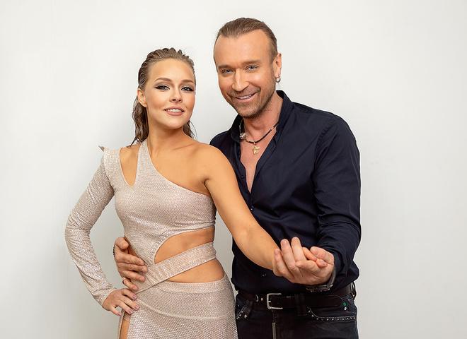 Олег Винник і Олена Шоптенко