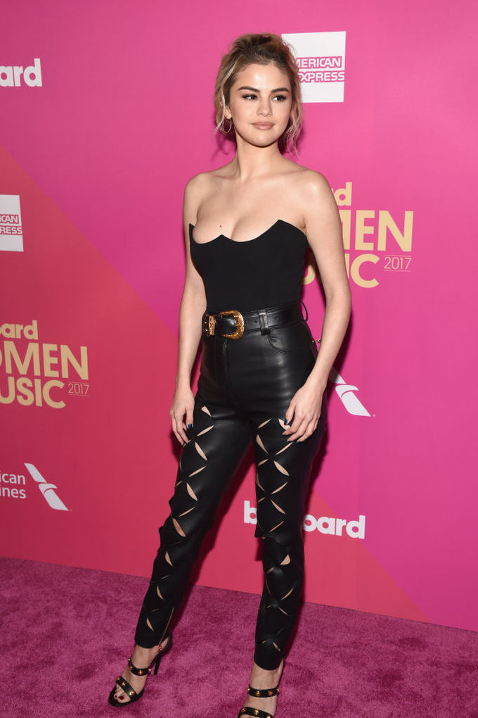 Селена Гомес на премии журнала Billboard