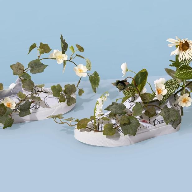 Cліпони від Marc Jacobs та Vans