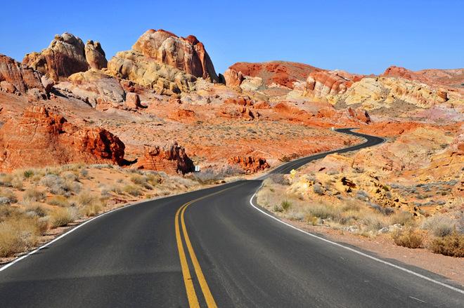 15 самых красивых дорог в мире