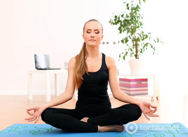 Йога и интим