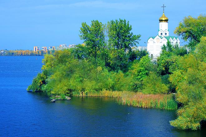 Интроверт в большом городе: где уединиться в крупных городах Украины