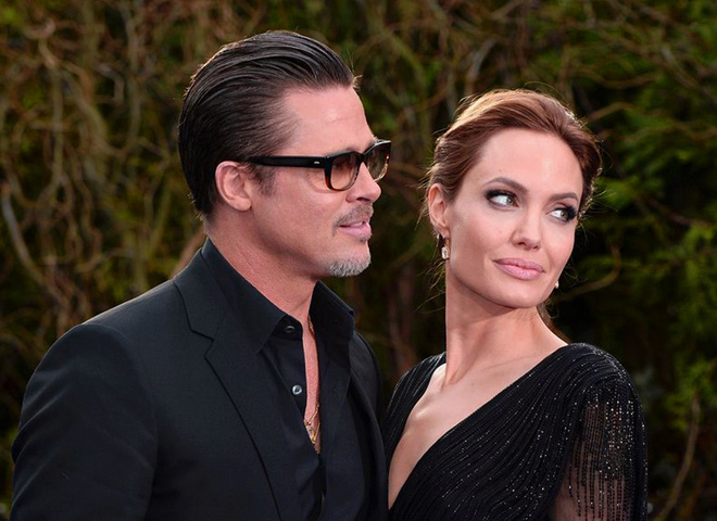 День благодарения Анджелина Джоли и абсурд Питт проведут совместно