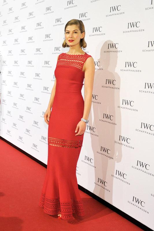 IWC gala: образы красной дорожки