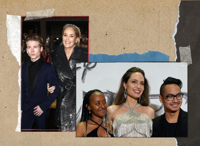 10 знаменитостей, які виховують прийомних дітей