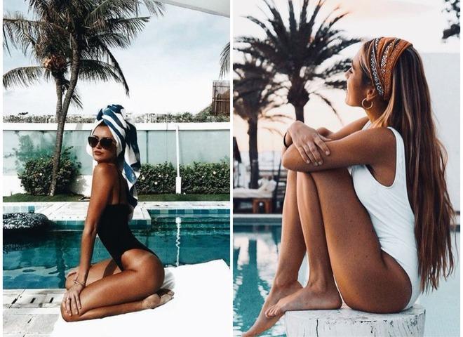 Як захистити волосся від сонця