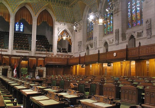 Де туристу відчути себе депутатом: Парламент Канади