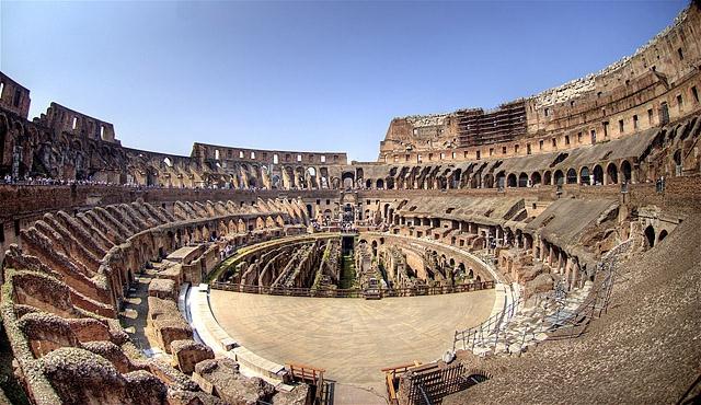 Цікаві місця Риму: Колізей