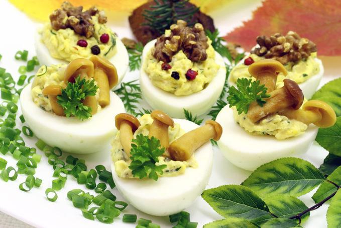 Пасхальные блюда