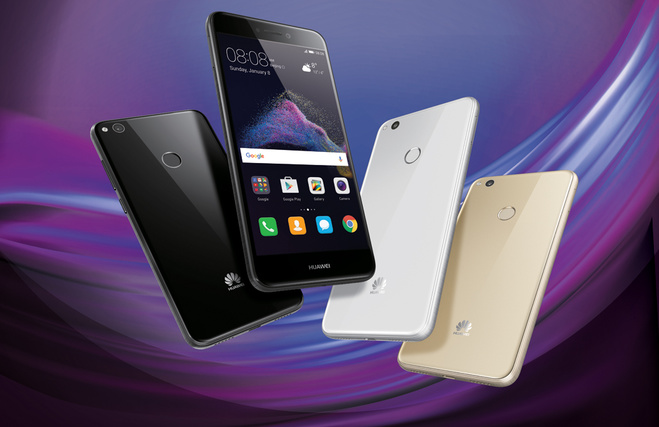 В Украине презентовали Huawei P8 lite 2017