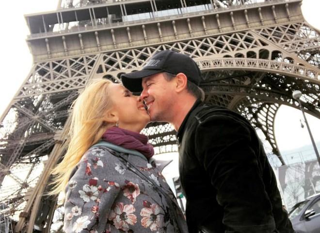 Лілія Ребрик з чоловіком вирушили в романтичну подорож до Парижа