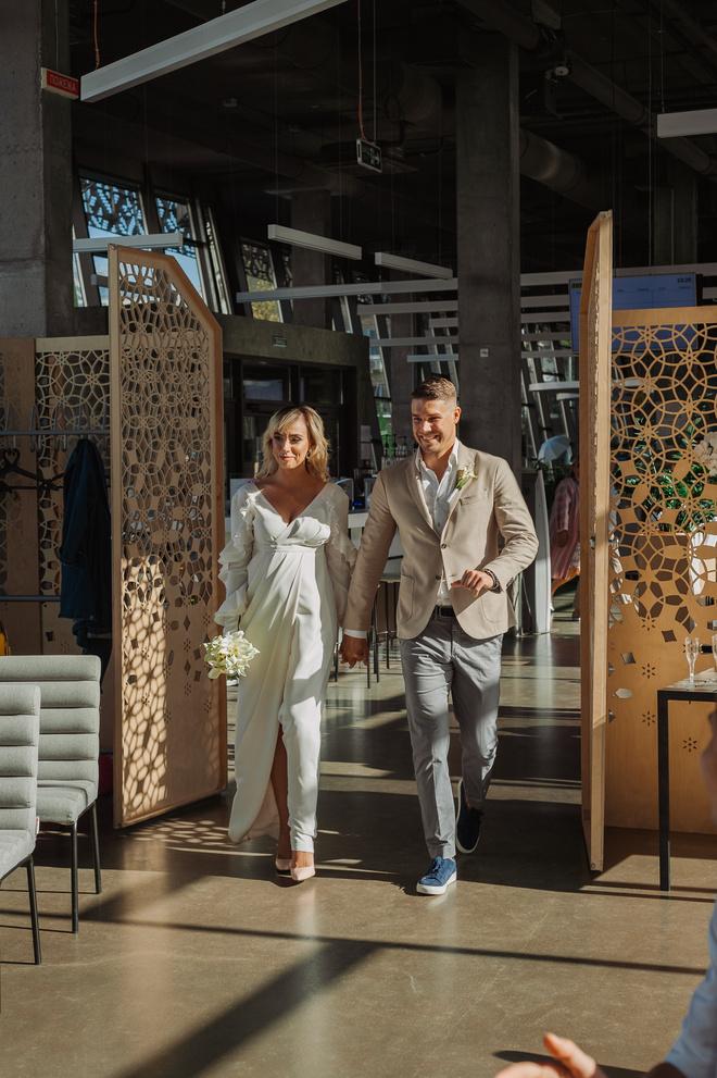 Дмитро Черкасов з дружиною Олександрою
