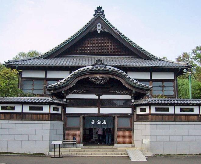 С легким паром: гид по баням -  Японская баня