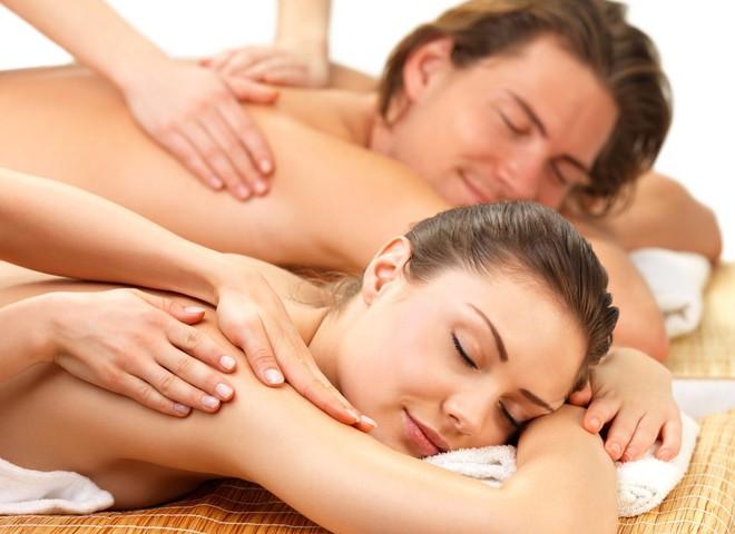 удиви себе и партнера сеансом эротического массажа на двоих