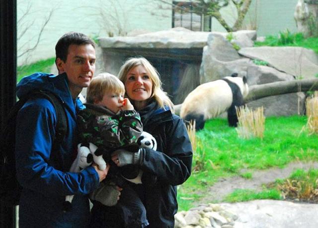 зоопарк в Единбурзі