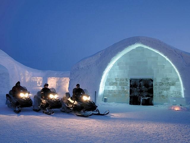 ICEHOTEL Lapland, Sweden