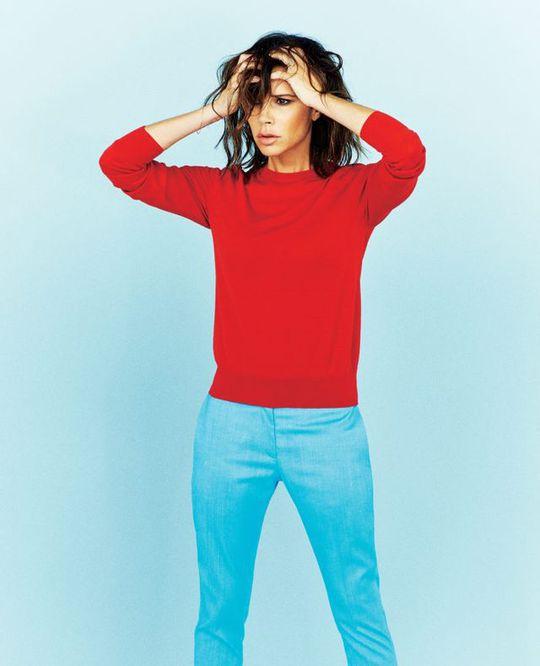 Вікторія Бекхем для The Sunday Times Style