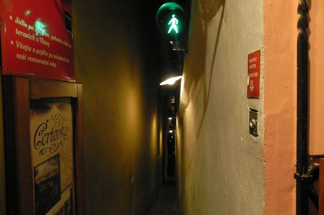 """Что посмотреть в Праге: """"Винарна Чертовка"""" –  одна из самых узких улиц мира"""