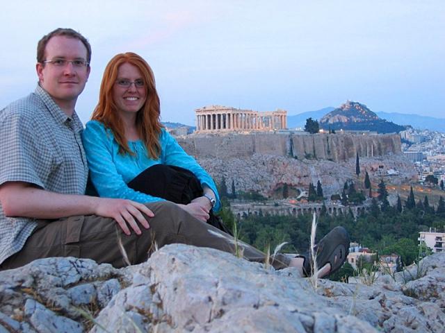 Цікаві місця Афін: Холм Філопапу