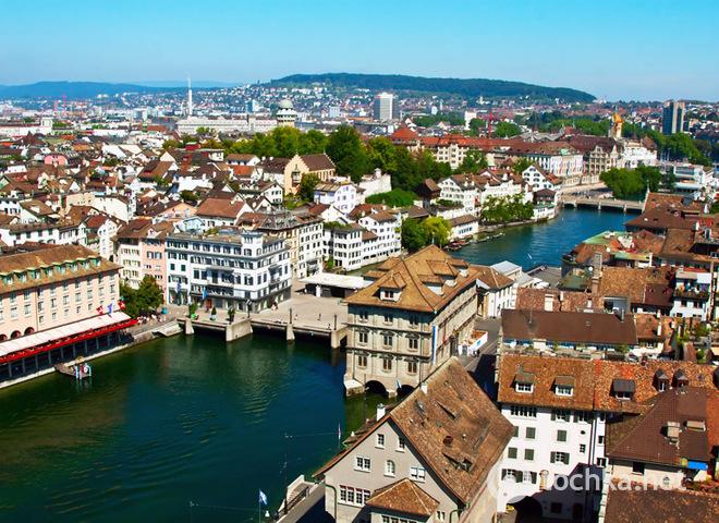 Подорож по Швейцарії автомобілем
