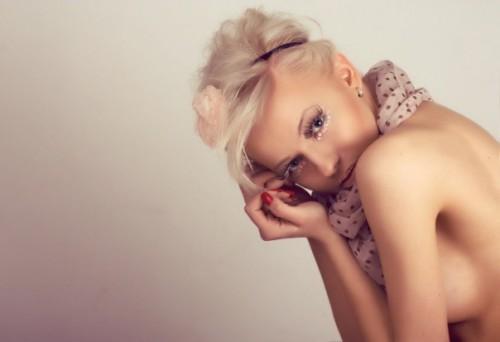 Соблазнительные блондинки