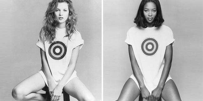 Кейт Мосс та Наомі Кемпбелл для Fashion Targets Breast Cancer