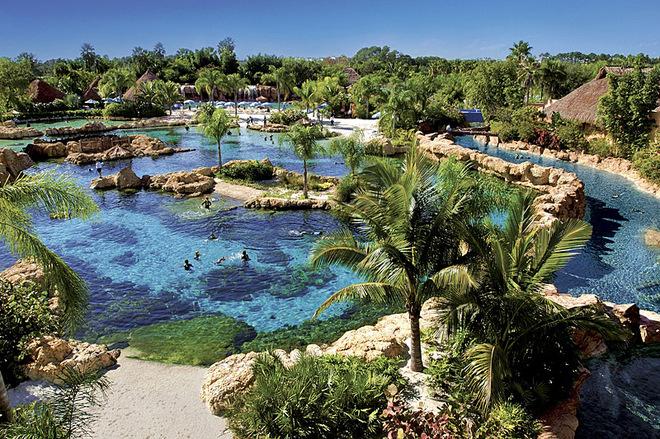Кращі парки розваг у світі