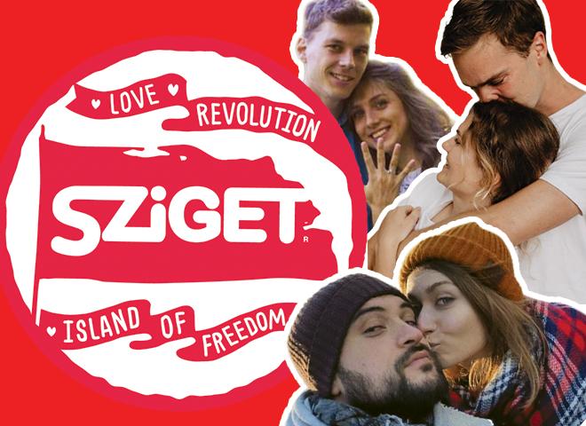 Love Revolution: 3 пари, які закохалися на фестивалі Sziget