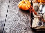 Хэллоуин 2015: сервировка стола, рюмки, сервиз, , вилки, ложки, посуда, тарелки, салфетки