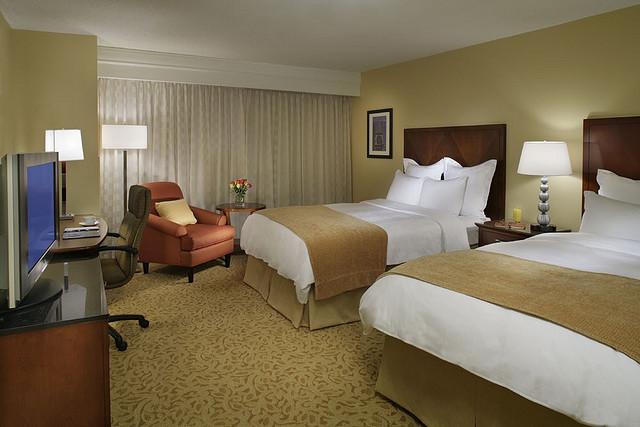 Номер в отеле: изучаем особенности